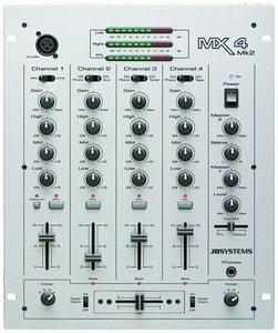 JBSystems MX 4 MKII