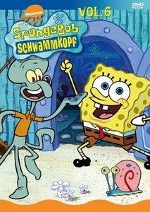 SpongeBob Schwammkopf Vol. 6