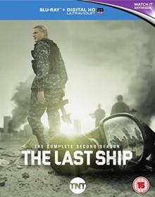 The Last Ship Season 2 (Blu-ray) (UK)