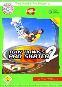 Tony Hawk's Pro Skater 2 (German) (PC)
