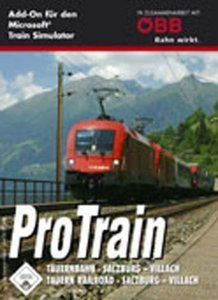 Microsoft Train Simulator - Pro Train: Tauernbahn (Add-on) (niemiecki) (PC)