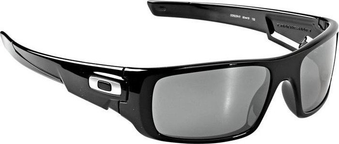c8634056de55 Oakley Crankshaft polished black/black iridium (OO9239-01) starting ...