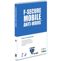 F-Secure: mobile Anti-Virus (niemiecki) (PC) (FMAV12VR001DE)