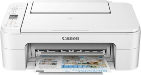 Canon PIXMA TS3351 weiß, Tinte, mehrfarbig (3771C026)