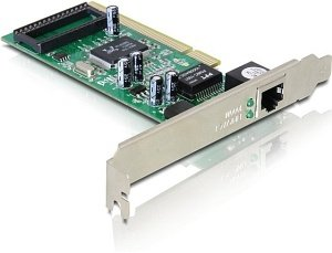 DeLOCK 89084, 1x 1000Base-T, PCI --