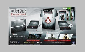 Assassin's Creed: Revelations - Collector´s Edition (English) (PC)