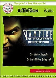 Vampire - Die Maskerade: Redemption (German) (PC)
