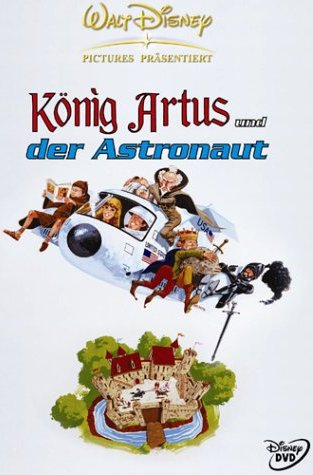 König Artus und der Astronaut -- via Amazon Partnerprogramm