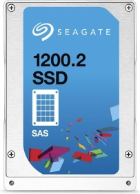 Seagate 1200.2 SSD - MainstreamEndurance 400GB, SED, SAS (ST400FM0243)