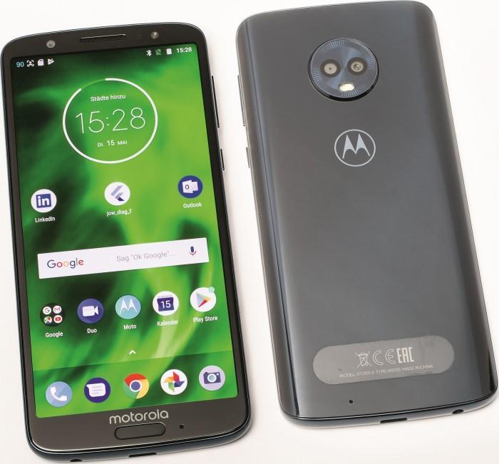 acc0d283a9 Motorola Moto G6 32GB Dual-SIM blau ab € 139
