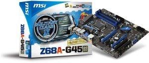 MSI Z68A-G45 (B3) (7750-020R)