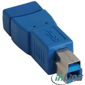 InLine USB 3.0 Adapter, Buchse A auf Stecker B (35300D)