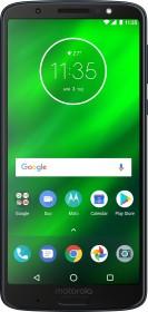 Motorola Moto G6 Plus Dual-SIM blau