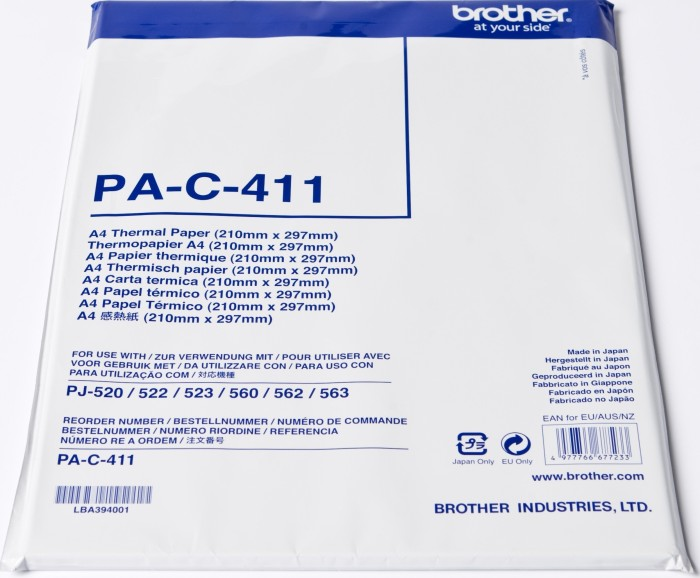 Brother Thermal Paper PA-C-411 (PAC411)