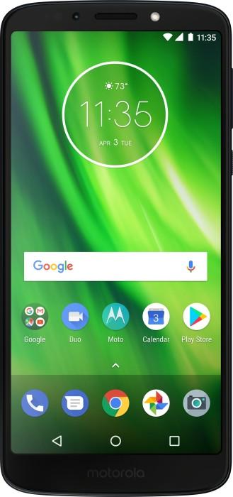 Motorola Moto G6 Play Dual-SIM blau