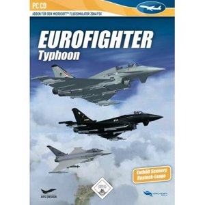 Flight simulator X - Eurofighter Typhoon (add-on) (English) (PC)