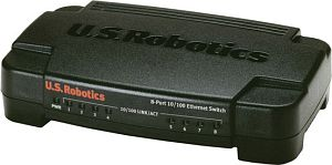 USRobotics 8-port switch (USR847908)