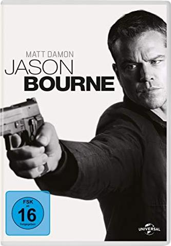 Jason Bourne -- via Amazon Partnerprogramm