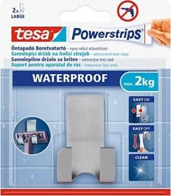 tesa Powerstrips Waterproof Rasiererhalter zoom (59709)