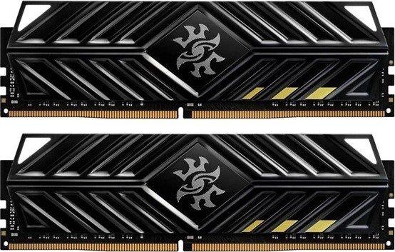 ADATA XPG Spectrix D41 schwarz RGB DIMM Kit 16GB, DDR4-3200, CL16-18-18 (AX4U320038G16-DB41)