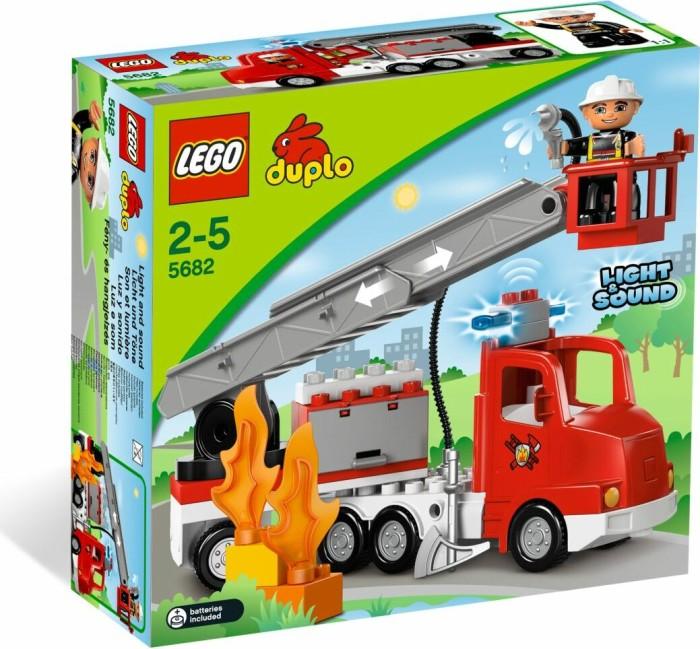LEGO DUPLO Geschichten darstellen - Feuerwehrwagen (5682) -- via Amazon Partnerprogramm