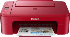 Canon PIXMA TS3352 rot, Tinte, mehrfarbig (3771C046)