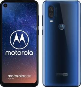 Motorola One Vision Dual-SIM sapphire gradient
