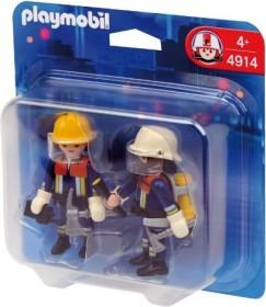 playmobil City Action - Duo-Pack Feuerwehrtrupp (4914)