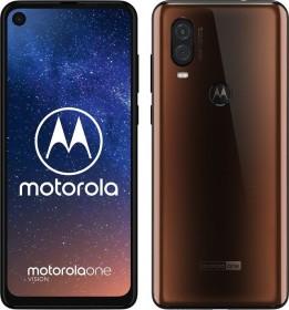 Motorola One Vision Dual-SIM bronze gradient