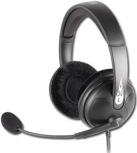 Sharkoon Rush headset black