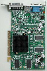 Różne ATI Radeon 9000 Pro, 128MB DDR, DVI, TV-out, AGP (275/275)