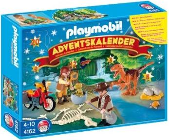 playmobil weihnachten adventskalender dino expedition. Black Bedroom Furniture Sets. Home Design Ideas
