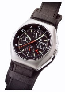 Tutima Air Force Chronograph NATO 798-01