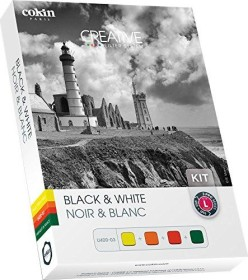 Cokin Creative Filter System Black & White Kit L (U400-03)