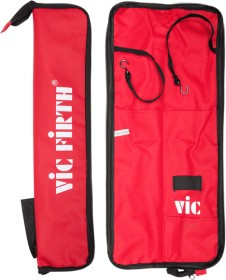 Vic Firth Essential Stick Bag Red (ESBRED)