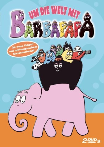 Barbapapa - Um die Welt mit Barbapapa -- via Amazon Partnerprogramm