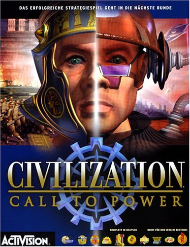 Civilization: Call To Power (niemiecki) (PC) -- via Amazon Partnerprogramm