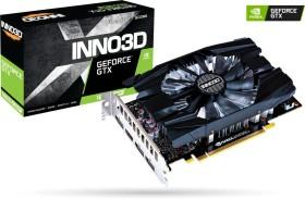 INNO3D GeForce GTX 1660 SUPER Compact X1, 6GB GDDR6, HDMI, 3x DP (N166S1-06D6-1712VA29)