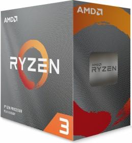 AMD Ryzen 3 3100, 4C/8T, 3.60-3.90GHz, boxed (100-100000284BOX)