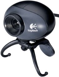 Logitech QuickCam for Notebooks, USB (961241-0914)