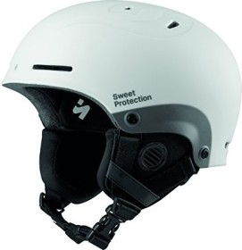 Sweet Protection Blaster II Helm matte white (840035-MWHTE)