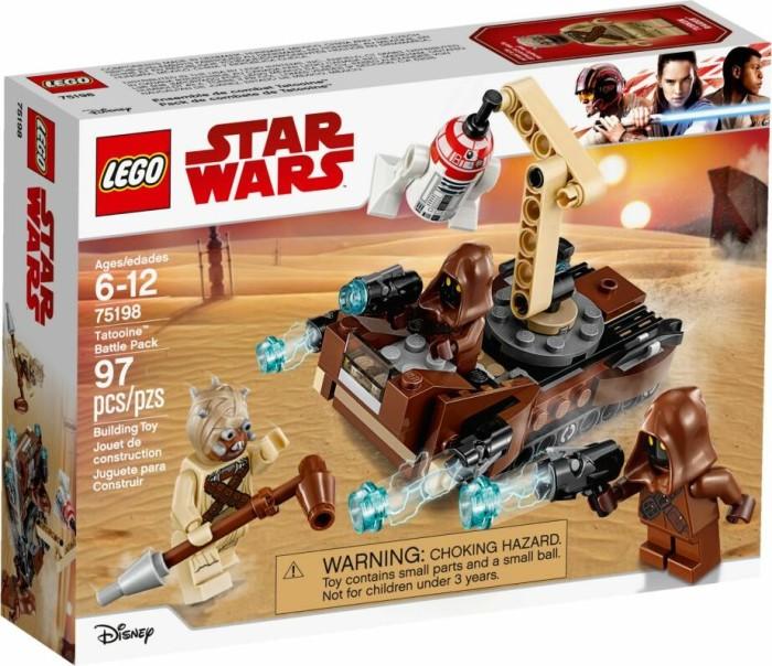 LEGO Star Wars Episoden I-VI - Tatooine Battle Pack (75198)