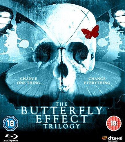 Butterfly Effect Box (movies 1-3) (Blu-ray) (UK) -- przez Amazon Partnerprogramm