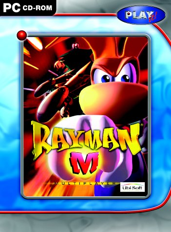 Rayman M (niemiecki) (PC) -- via Amazon Partnerprogramm