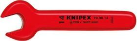Knipex 98 00 07 VDE Einmaulschlüssel 7x105mm