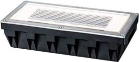 Paulmann solar Box LED stainless steel 6W solarbuilt-in light (937.75)
