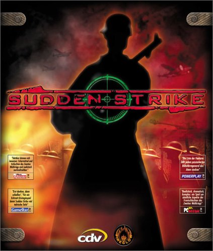 Sudden Strike (German) (PC) -- via Amazon Partnerprogramm