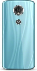 Motorola Moto E5 Plus Dual-SIM 16GB blau