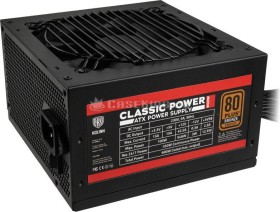 Kolink Classic Power 80 PLUS Bronze 600W ATX 2.3 (KL-600v2)