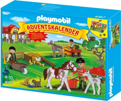 playmobil weihnachten adventskalender reiterhof. Black Bedroom Furniture Sets. Home Design Ideas